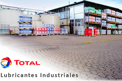 Lubricantes industriales TOTAL